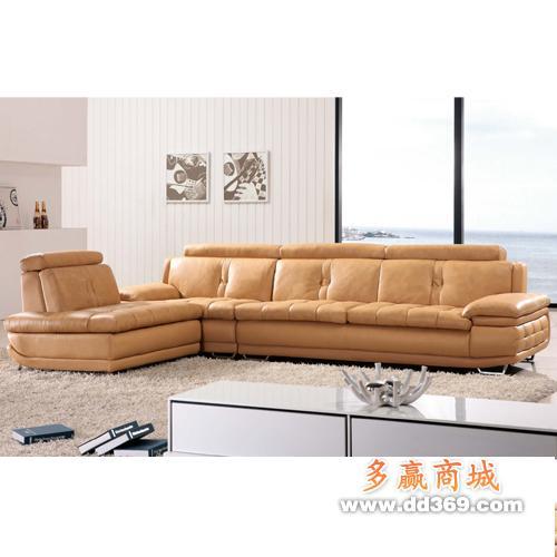 现代风格时尚沙发 客厅皮沙发 DY B08 安馨家具