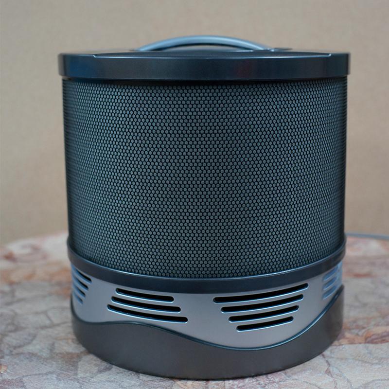圆筒式空气清新机 空气净化器 过滤器 家用净化器 除尘除味除甲醛