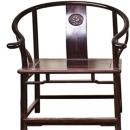 宫廷系列 明式圈椅 交趾